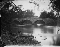 Burnside Bridge over Antietam Creek, Sharpsburg, Maryland