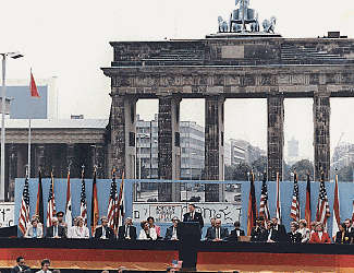 Reagan in Berlin