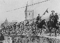 History Timeline 1910's