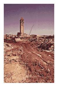 Expo 74 Spokane Construction