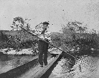 Seminole fisherman 1930