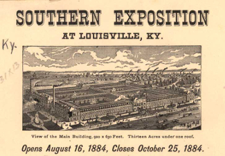 Louisville Southern Exposition 1883
