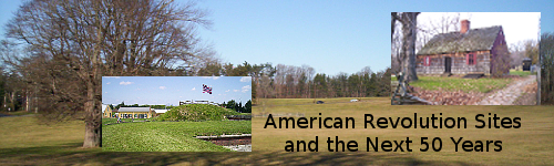 America Revolution Historic Sites