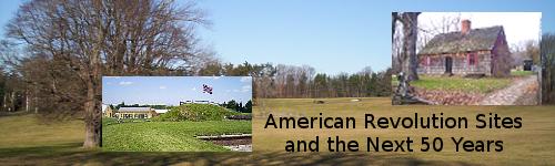 American Revolution Historic Sites