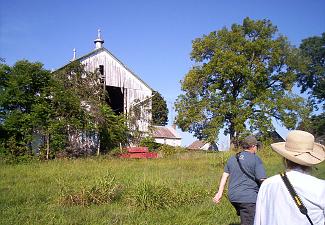 Antietam, Miller Farm