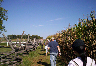 Antietam Battle Walk