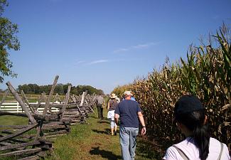 Antietam Battle Walk
