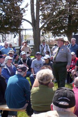 Ranger talk, Appomattox
