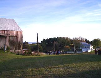 Thorndale Farm, Battle of Cedar Creek