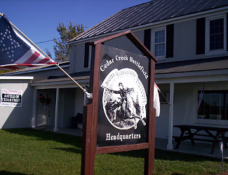 Battle of Cedar Creek Foundation