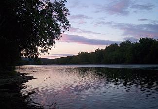 Antietam Creek Campground, Chesapeake and Ohio National Historical Park