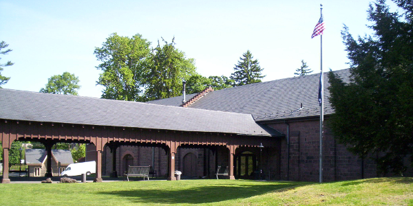 Cornwall Iron Furnace Visitor Center