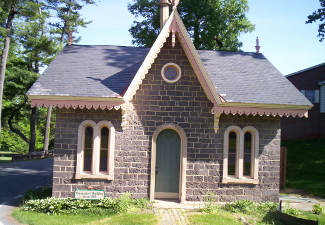 Cornwall Iron Furnace Paymaster Shop