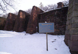 Cornwall Iron Furnace State Historic Site