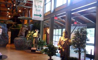 Fort Necessity Visitor Center