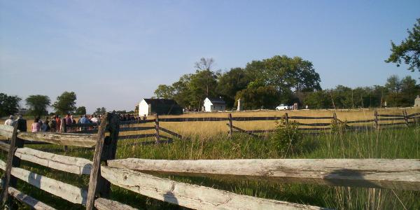 Gettysburg National Military Park, Battle Walk