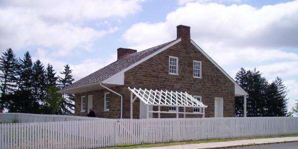 Mary Thompson House, Lee's Headquarters