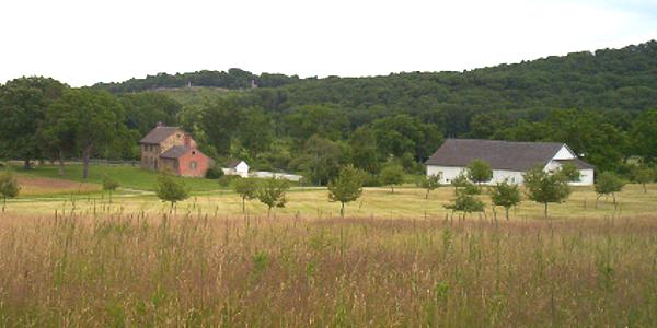 Gettysburg National Military Park, Bushman Farm