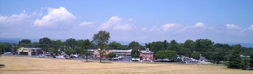 Gettysburg Changes