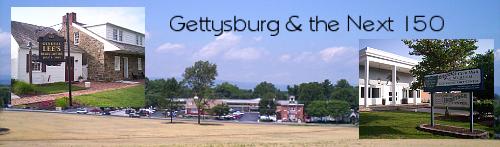 Changes at Gettysburg 2014