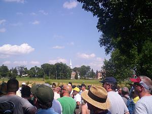 McPherson Ridge Battle Walk, July 2014