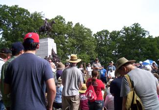 Gettysburg Battle Walks
