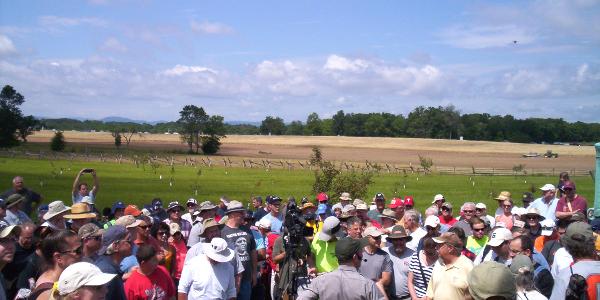 Battle of Gettysburg Battle Walk