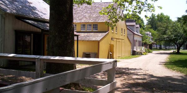 Landis Valley Village, Pennsylvania