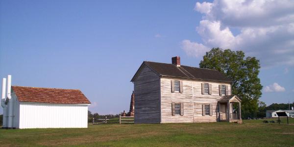 Henry House, Manassas National Battlefield