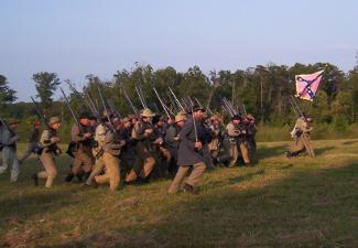 Battle of Bull Run Reenactment
