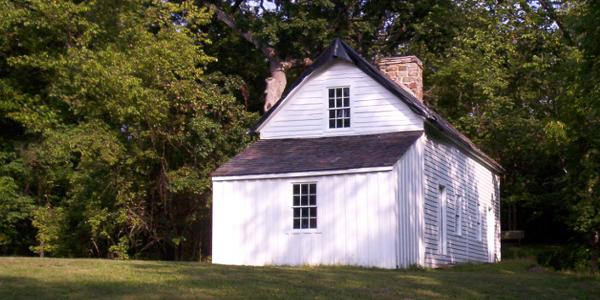 Thornberry House, Manassas Battlefield