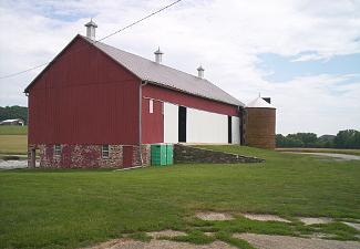 Thomas Farm, Monocacy National Battlefield