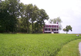 Worthington Farm, Monocacy National Battlefield