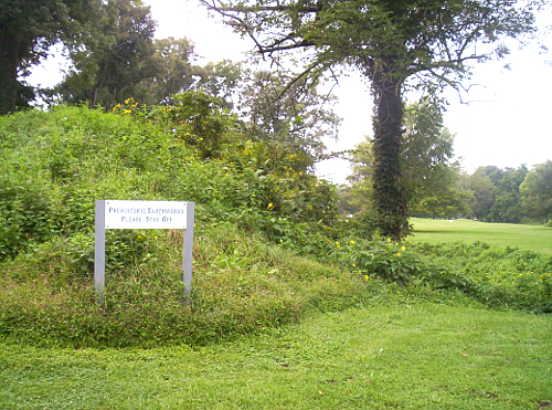 Newark Moundbuilders, Historic Indian Earth Mounds