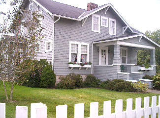 John Glenn Home