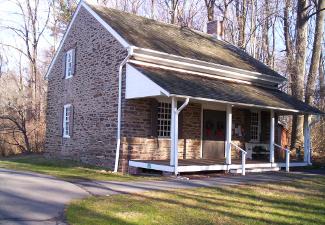Stony Brook Friends Meeting House