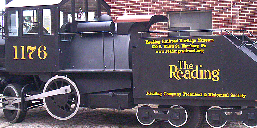 Reading Railroad Museum