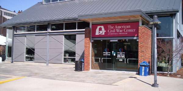 American Civil War Center, Richmond
