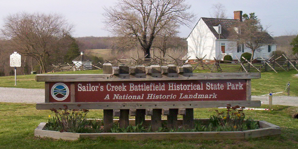 Sailors Creek Battlefield