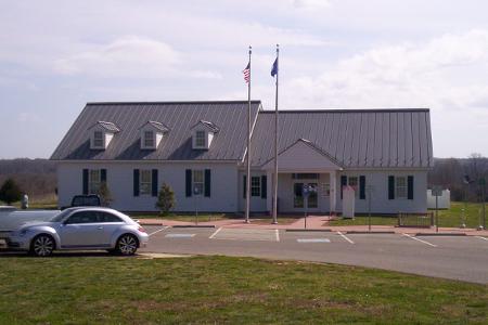 Sailors Creek Visitor Center