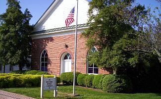 Bethel Church, Spotsylvania Court House