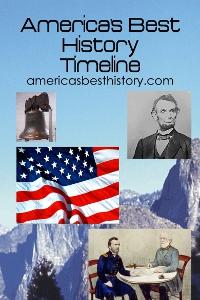 U.S. History Timeline Book