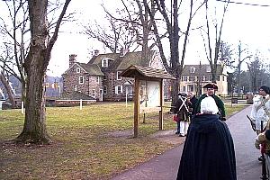 Washington's Crossing Park, Pennsylvania