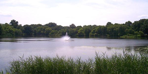 Edgewater Lake, Roosevelt Park, Philadelphia