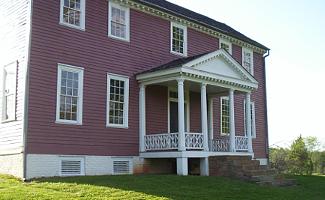 Ellwood Lacy House, Wilderness Battlefield