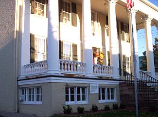 Headquarters of Phil Sheridan, Winchester