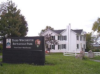 Visitor Center, Third Winchester Battlefield