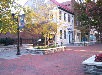 Downtown Winchster, Virginia