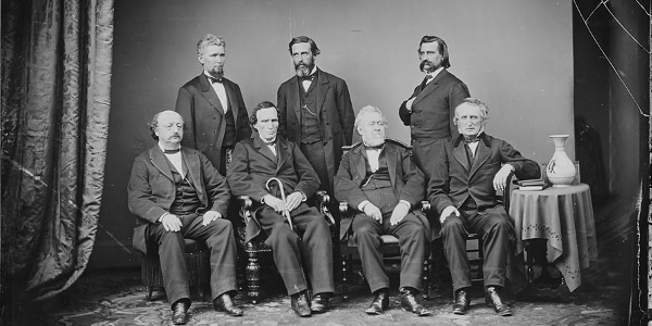 Impeachment Commission, Andrew Johnson