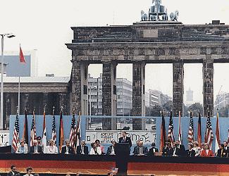 Reagan in Berlin